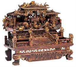 CLICCA PER MAGGIORI DETTAGLI / Tempio in miniatura