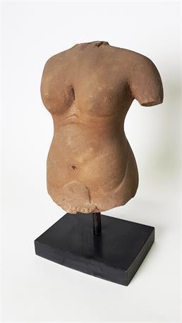 CLICCA PER MAGGIORI DETTAGLI / Busto in pietra Kmer