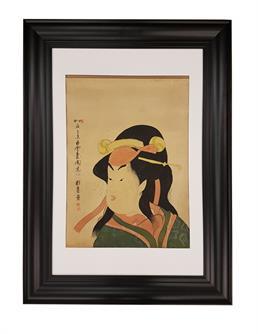 CLICCA PER MAGGIORI DETTAGLI / Dipinto Giapponese