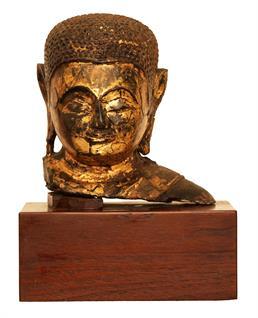 CLICCA PER MAGGIORI DETTAGLI / Buddha in pietra